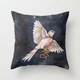Hercinia Throw Pillow