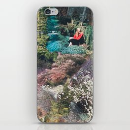 The Red Shirt (Gardentopia)  iPhone Skin