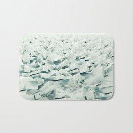 Frozen Shore Bath Mat