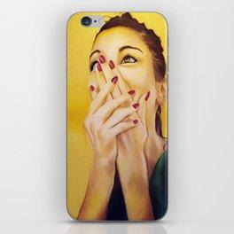 Sofia  iPhone Skin