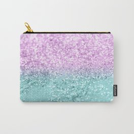 Mermaid Girls Glitter #2 #shiny #decor #art #society6 Carry-All Pouch