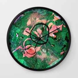Abstract #8: Magic Forest Wall Clock