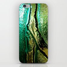Microscopic part 1 iPhone Skin