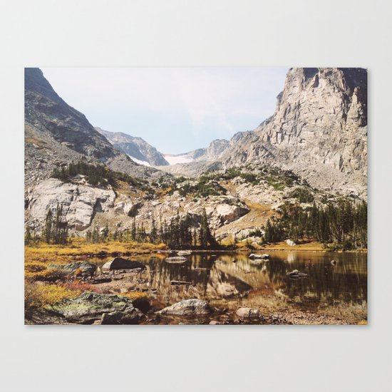 Lake Helene Canvas Print