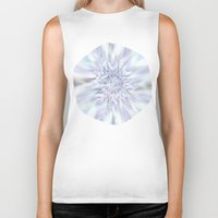 celestial Biker Tanks featuring Celestial Layers by Charma Rose