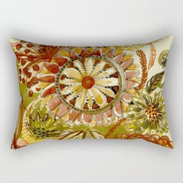 Thinking of Thanksgiving Rectangular Pillow