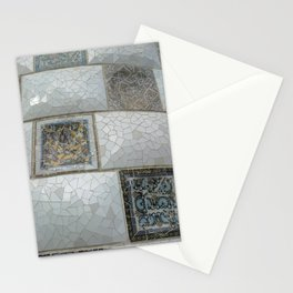 Park Guell Mosaique Detail Stationery Cards