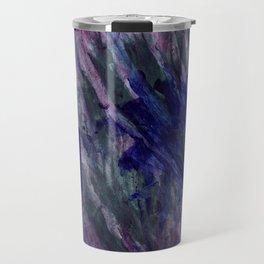 "Original Art, ""Anxiety"" Travel Mug"