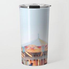 Carousel Souvenirs Travel Mug