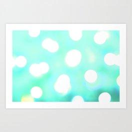 Circles 4713 Art Print