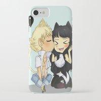 rwby iPhone & iPod Cases featuring RWBY | BlackSun by sugar-panda