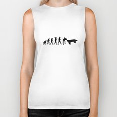 Evolution snooker Biker Tank