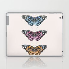 Three Butterflies Laptop & iPad Skin