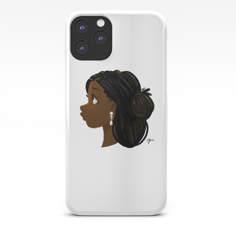 Black Girl Magic 3 Iphone Case By Vashtiharrison Society6