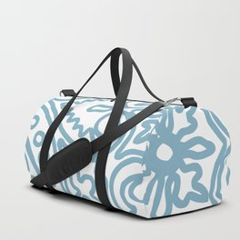 Dulce Wedgwood Blue Duffle Bag