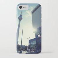 berlin iPhone & iPod Cases featuring Berlin by Falko Follert Art-FF77