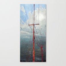 Calvary II Canvas Print