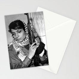 Leila Khaled Stationery Cards