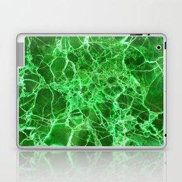 Emerald Green Marble Laptop & iPad Skin