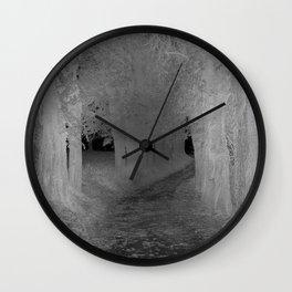September Trail Wall Clock