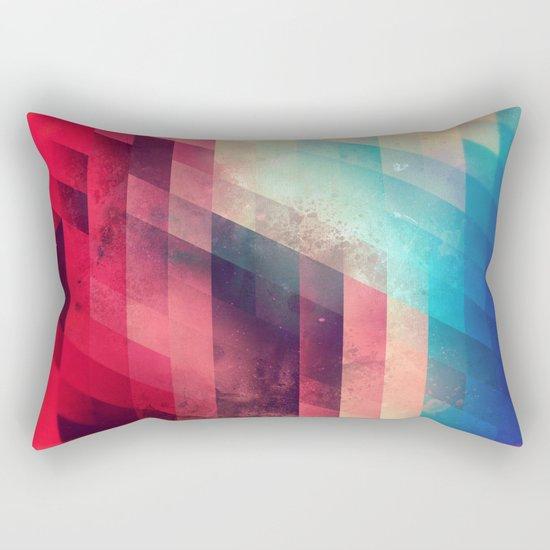 skylyyn crysh tyst Rectangular Pillow