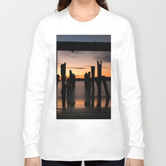 Passage Sunset Long Sleeve T-shirt