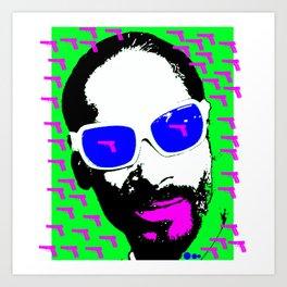 Snoop. Art Print