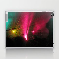 STRFCKR concert lasers Laptop & iPad Skin