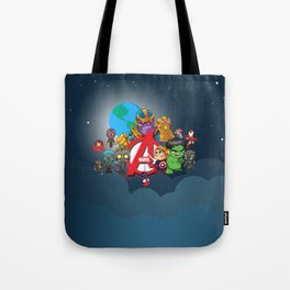 A Group of Remarkable People Tote Bag