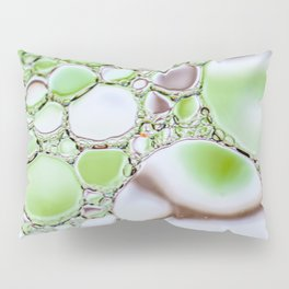 Bubbling Green Pillow Sham