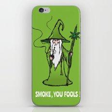 Ganjalf The Green iPhone & iPod Skin