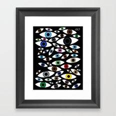 SEEN Framed Art Print