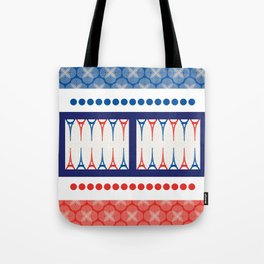 Backgammon – it's a GAME Tote Bag