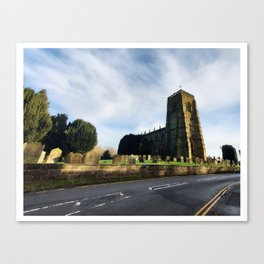 St Mary's Church, 2021 Canvas Print
