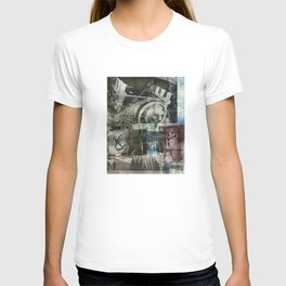 SRC Preparations Wall Art 911 Race Two T-shirt
