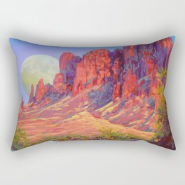 Superstitions Fantasy by Amanda Martinson Rectangular Pillow