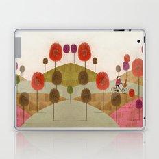 poppy hill Laptop & iPad Skin