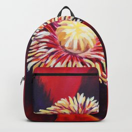 Big Red Poppy Backpack
