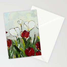 Spring Morning Stationery Cards