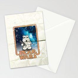 Bear Wars Vintage - Bear Trooper Stationery Cards