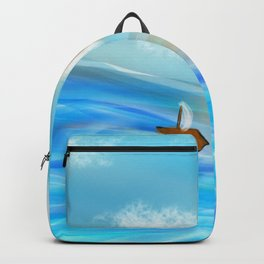 sunny's coming Backpack