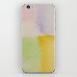 Colour Pattern  iPhone Skin