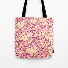 #MoleskineDaily_41 Tote Bag