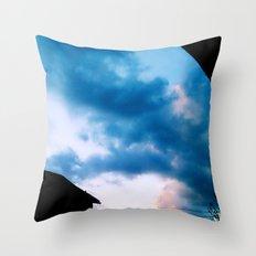 Cloud Study PT3 Throw Pillow