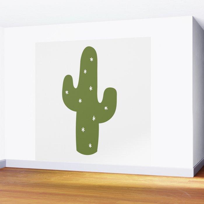 Cactus Club Wall Mural