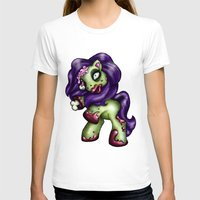 my little pony T-shirts featuring Zombie My Little Pony by Hungry Designs