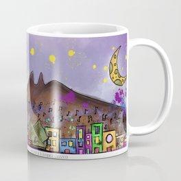 Monterrey city of mountains Coffee Mug