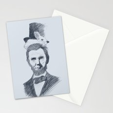 Abraham Kadabraham Blue Stationery Cards