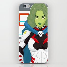 Gamora by Mro16 iPhone Skin