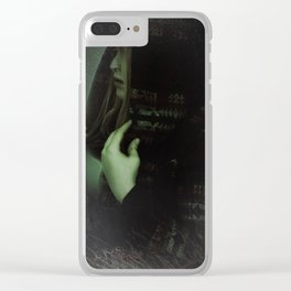 DAMNWHORE I Clear iPhone Case